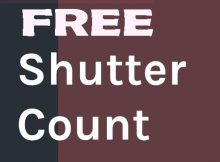 Free Shutter Count 1.52 Crack FREE Download