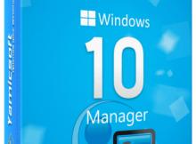 Yamicsoft Windows 10 Manager 3.5.2 With Crack Latest Version 2021